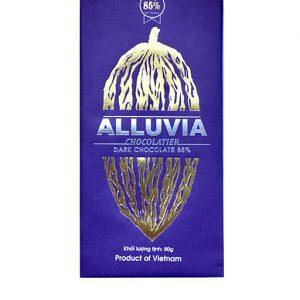 Socola đen Alluvia 85%