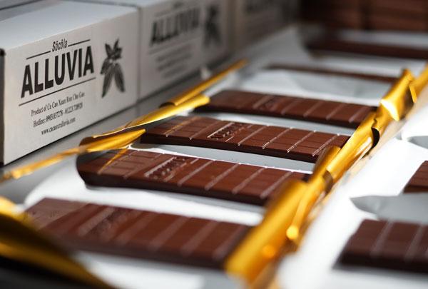 Các loại sô cô la hiện nay
