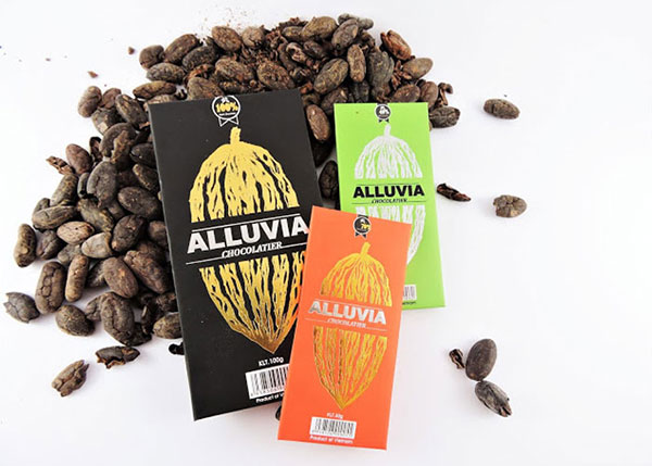 Bean to bar chocolate tạo nên loại socola đẳng cấp