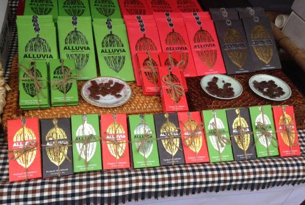 Alluvia có hệ thống sản xuất theo phương pháp bean to bar chocolate khép kín
