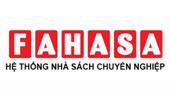 Logo áo mưa Fahasa