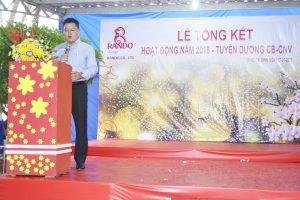 Ông Lê Kim Tú – Giám Đốc Điều Hành