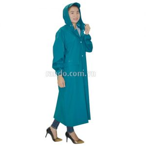 Áo mưa bisur dây kéo RANDO