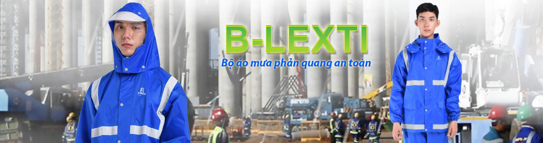 Bộ áo mưa B-Lexti