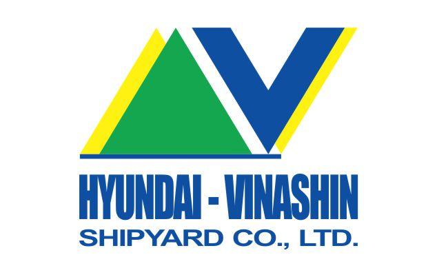 Logo HYUNDAI VINASHIN - áo mưa rando