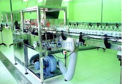 Máy chấp chai tự động của KWT có nhiều lợi ích
