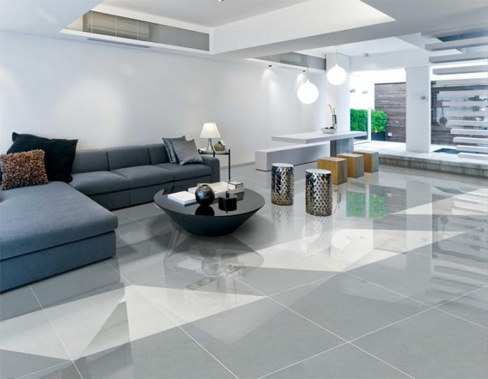 Gạch ceramic là một trong những loại gạch lát nền hoàn hảo nhất cho người sử dụng