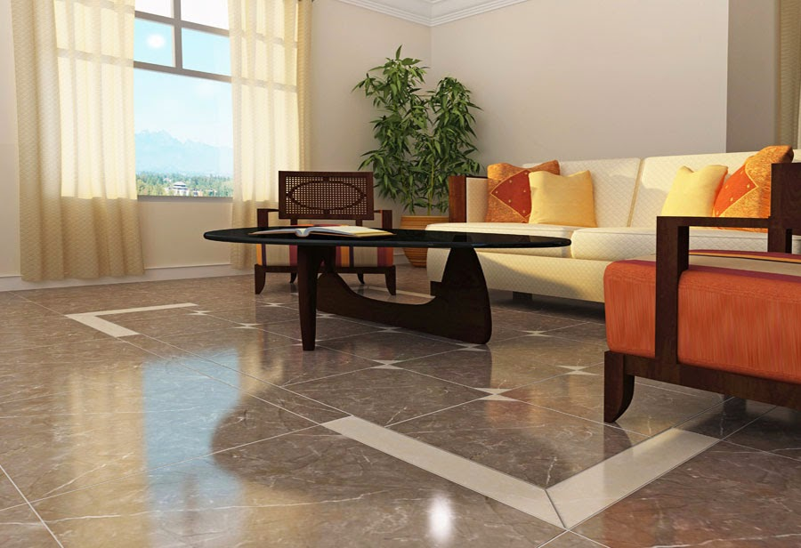 Gạch ceramic có nhiều kích cỡ khác nhau giúp người dùng lựa chọn một cách dễ dàng hơn