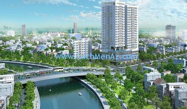 Quận Phú Nhuận cùng nhiều công trình xây dựng