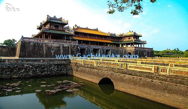 Thừa Thiên Huế cùng nhiều công trình xây dựng
