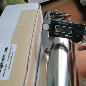 shim chêm inox 0.05mm