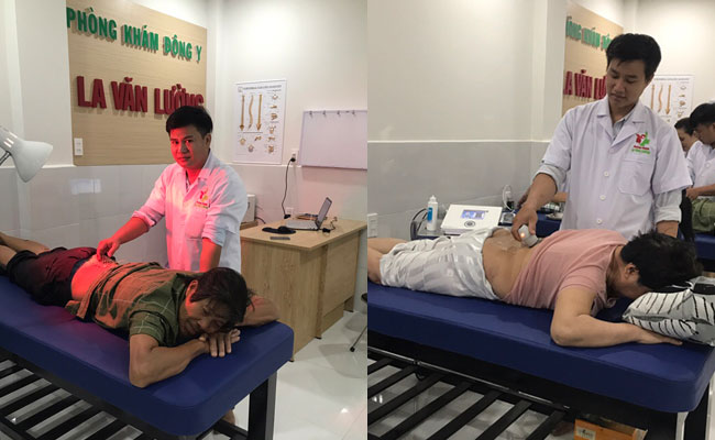Phòng khám La Văn Lương phục vụ bằng cả trái tim