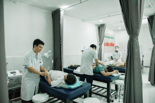 Phòng khám vật lý trị liệu uy tin hcm