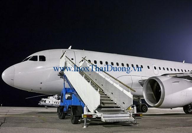Thép không gỉ 301 được dùng làm khung máy bay