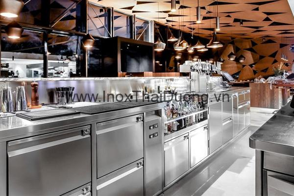 Ứng dụng của Inox 310s trong lĩnh vực trang trí nội thất