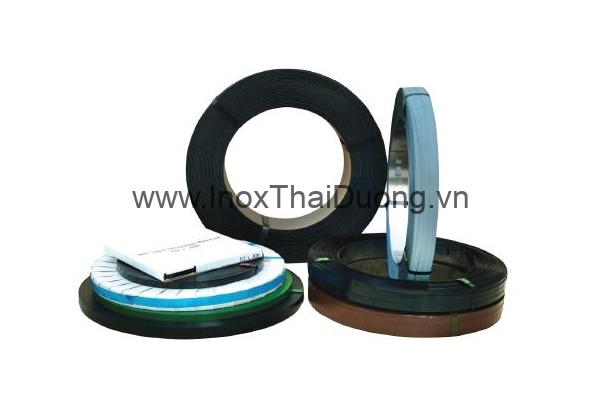 Dây đai inox thường được dùng để đóng hàng, đai kiện hàng hóa