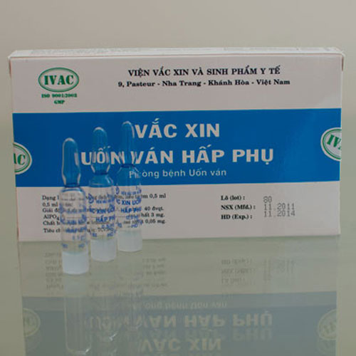 Vắc xin phòng uốn ván VAT