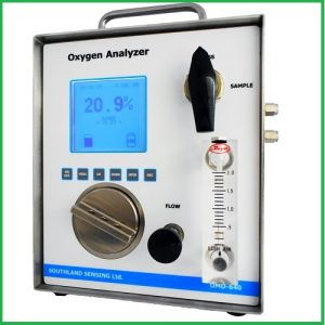 SOUTHLAND SENSING - OXYGEN & H2S ANALYSER