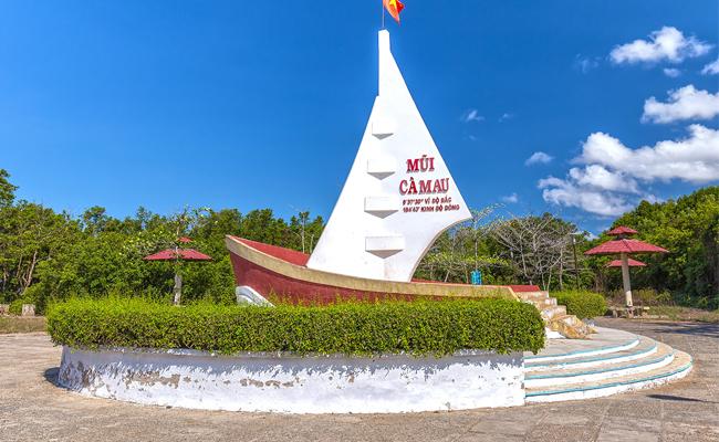 Địa điểm tiêu biểu tại Cà Mau
