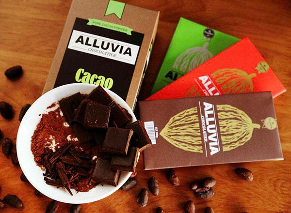 Bean to bar chocolate