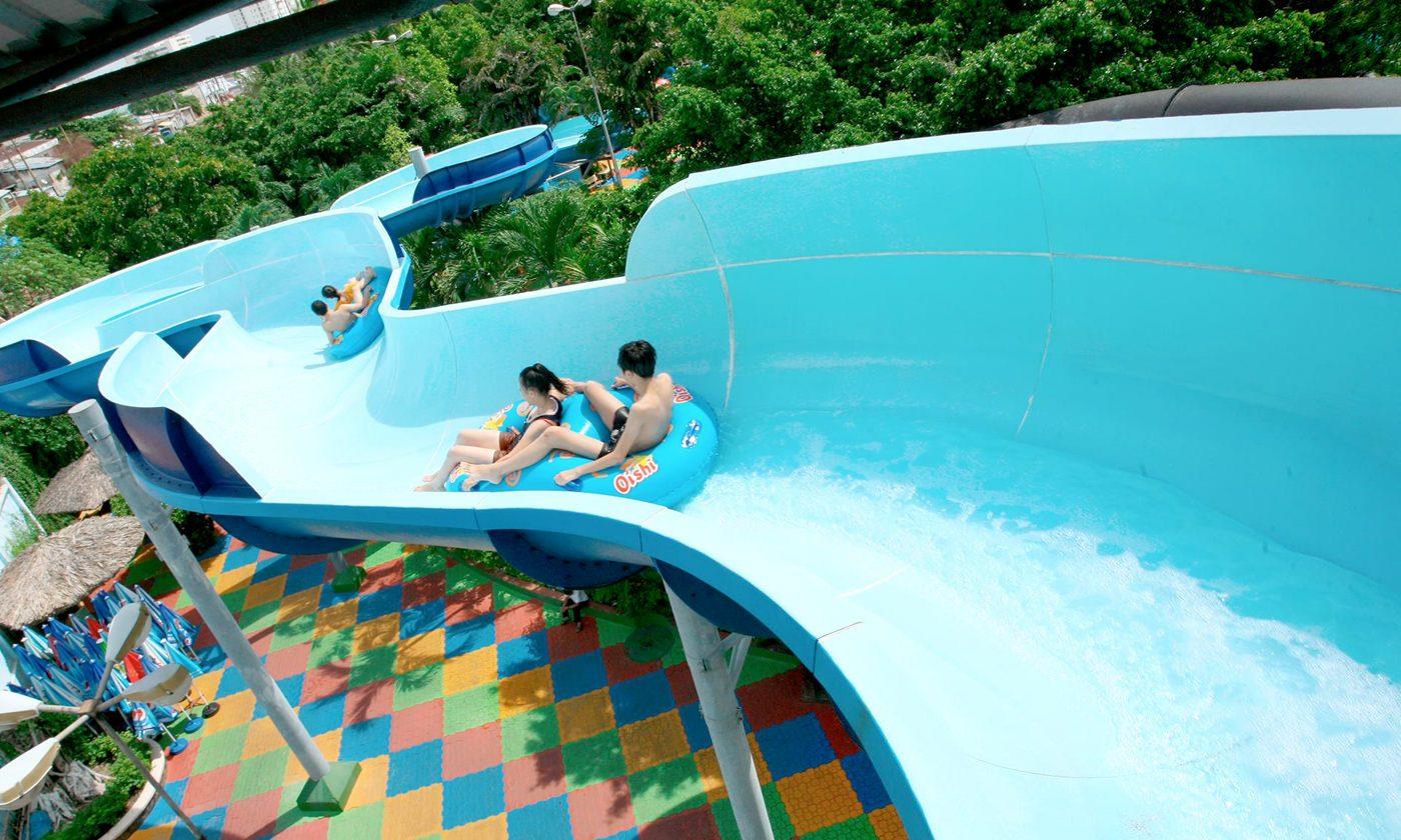 Water park for kids Saigon