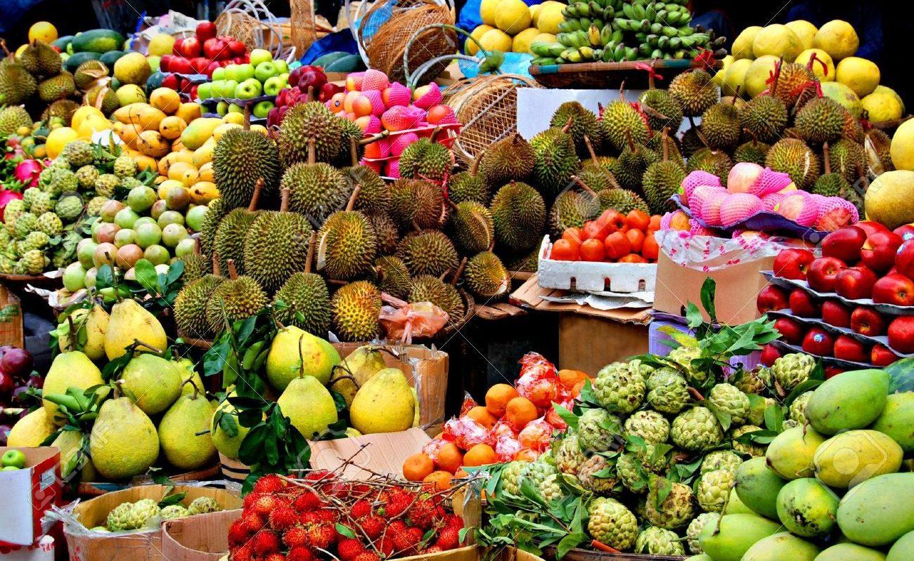 Mekong delta fruit
