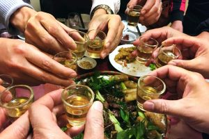 Vietnamese drinking culture