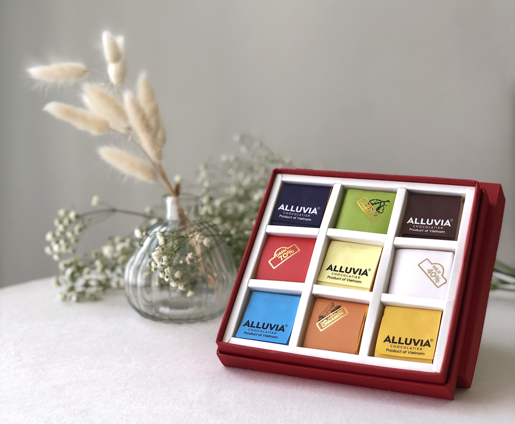 Alluvia Chocolate Vietnam