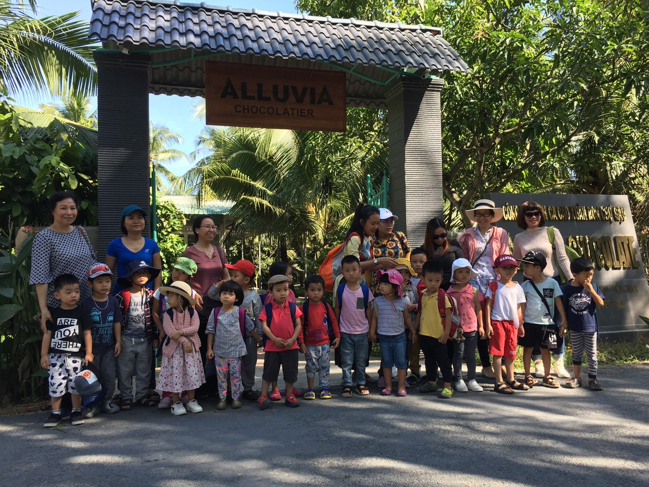 Saigon weekend getaway for kids