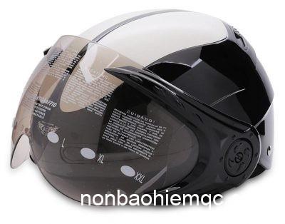 Những chiếc kính chắn gió tạo nên đẳng cấp cho mũ bảo hiểm nửa đầu