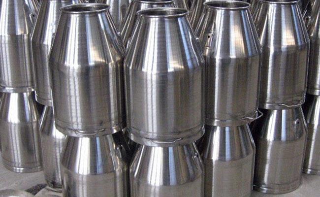 thùng chứa sữa inox 304