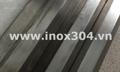 thanh la inox dac 304