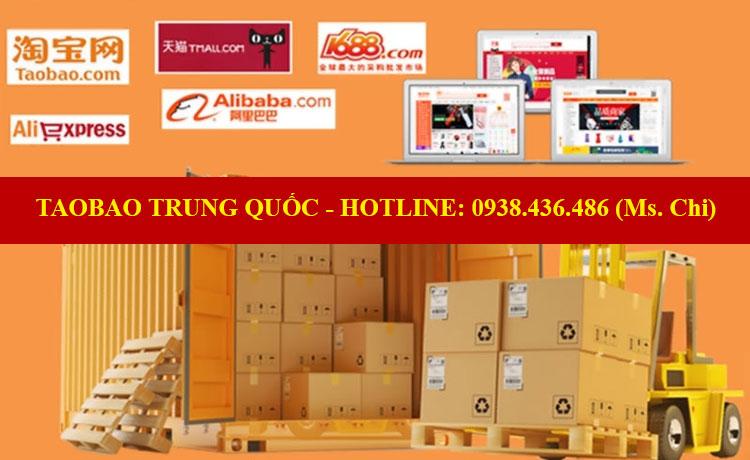 Kinh nghiệm đặt hàng trên Taobao Trung Quốc