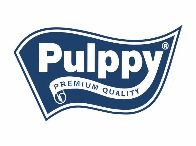 Logo áo mưa Pulppy