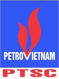 Logo áo mưa Petro vietnam