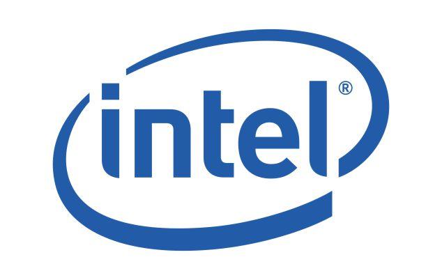 Logo INTEL - áo mưa rando