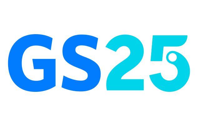Logo GS25 - áo mưa rando