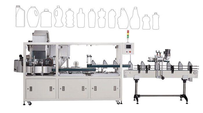 Máy cấp chai tự động là một trong những phát minh đem lại cải tiến cho năng suất rất lớn