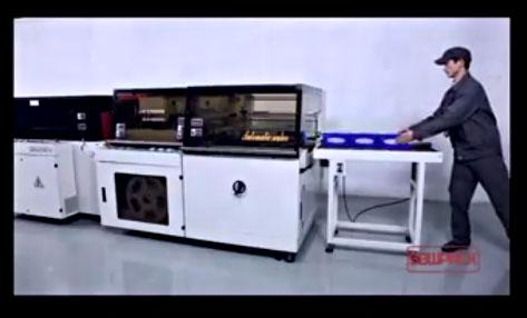 Máy đóng gói tự động của KWT Việt Nam dễ dàng sử dụng.