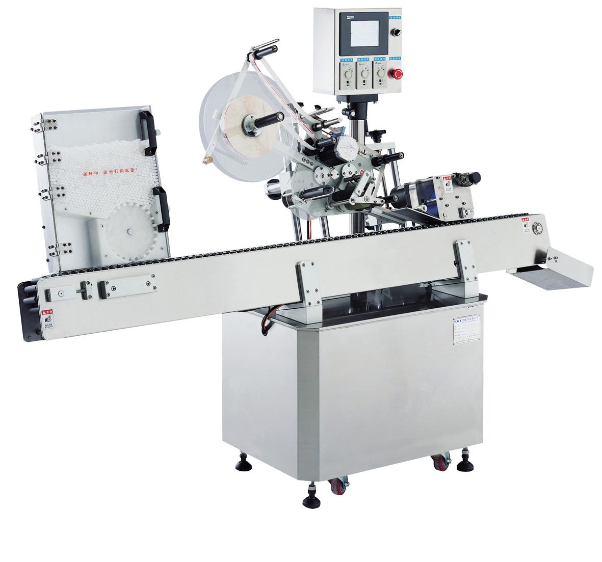Máy dán nhãn tự động của KWT Việt Namđược ứng dụng rộng rãi cho nhiều ngành công nghiệp