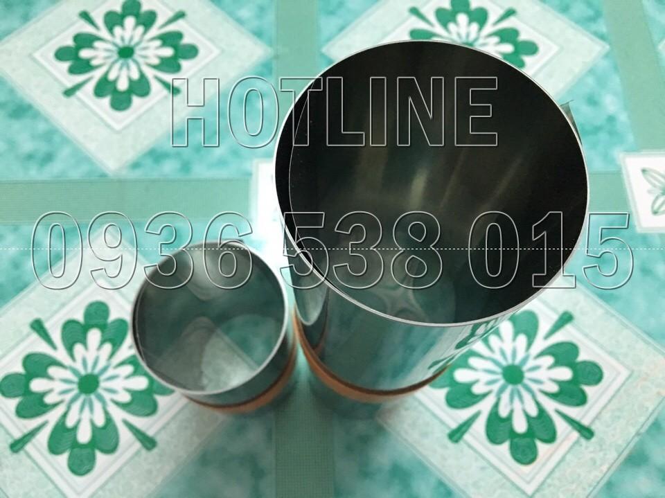 Shim inox 0.08mm