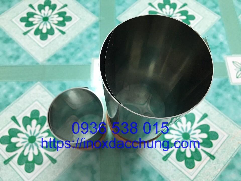 shim inox 0.05mm