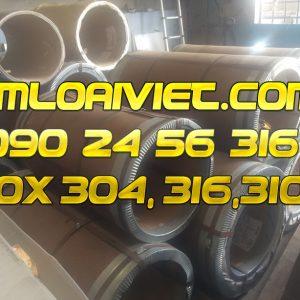 Cuộn Inox sus 316/316L 0.15mm