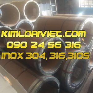 Cuộn Inox Tấm Inox 304L 0.4mm