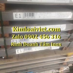 Tấm inox 304/304L Inox 304L 0.5mm