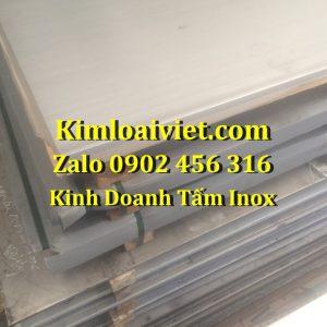Tấm Inox 410 dày 3.0mm