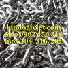 Xích Inox 316 Inox 316L
