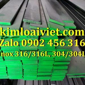 Thanh La Inox 304L 3*10mm