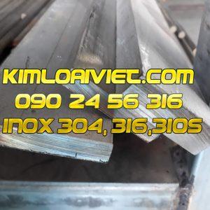 Thanh La Inox 304/304L