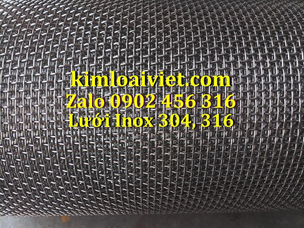Lưới Inox 304/304L